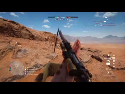 BF1 longest Headshot 1083m