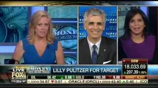 Bruce Turkel on Fox Business: Lilly Pulitzer in Target, ESPN and Verizon, Brady's Under Armour.