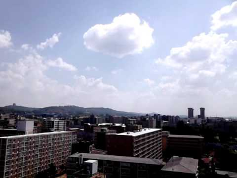 Pretoria South Africa window view|testing vlog