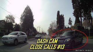 DashCam Close Calls #13 Vancouver