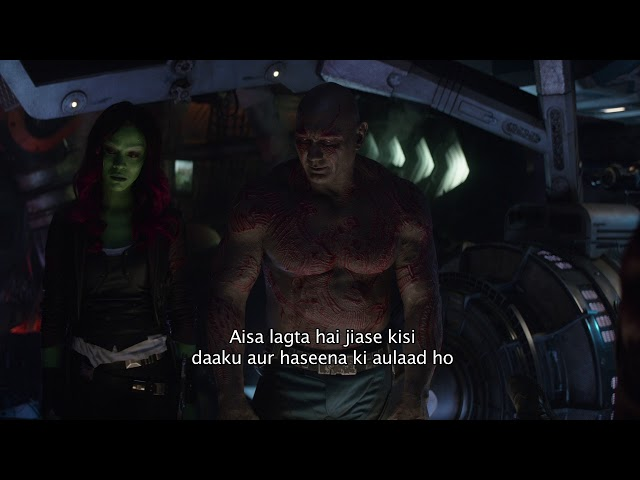Marvel releases hilarious Hindi clips for Avengers Infinity
