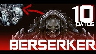 BERSERKER ¡10 DATOS IMPACTANTES QUE QUIZÁ NO CONOCÍAS! GEARS OF WAR