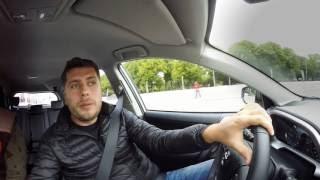 Toyota RAV4 2016. Пробное видео в 360 градусов.
