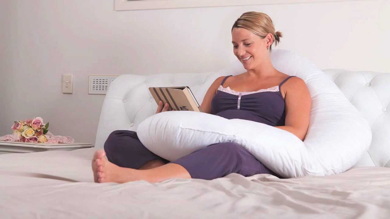 How To Choose An Ultimate Pregnancy Pillow Youtube