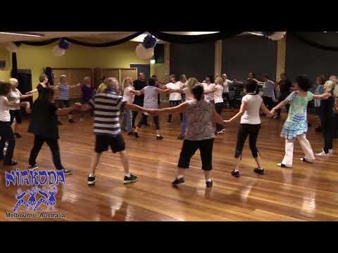 Israel Sheli   Nirkoda Israeli Folk Dancing   Melbourne, Australia