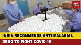 Coronavirus: ICMR Prescribes Anti-Malarial Drug Hydroxy-Chloroquine For High-Risk COVID-19 Cases