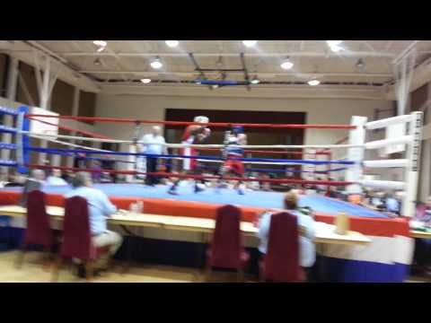 William Davis NLR AR Golden Gloves