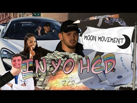 TRIPPYTHAKID - IN YO HED (Official Music Video)