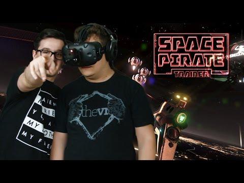 Jani vs Pisti (VR): Space Pirate Trainer - HTC Vive