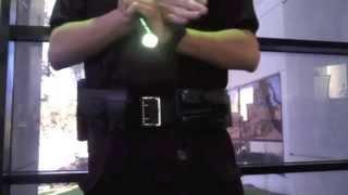 Law Enforcement Style Duty Belt Setup