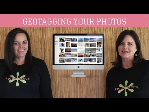 Geotagging your Photos - Mac OS