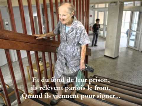 Les gens âgés André Sylvain
