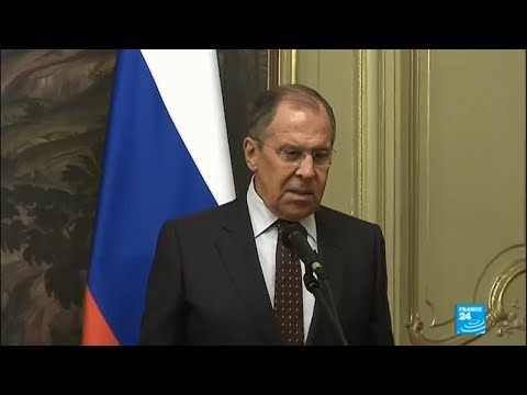 "Sergey Lavrov on Skripal: ""Rumors were spread by practically every member of the British government"""