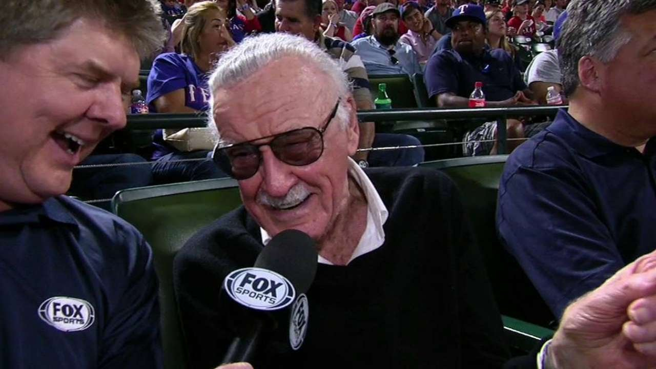 Marvel Comics Stan Lee Loved The Yankees And Baseball And Tossed An