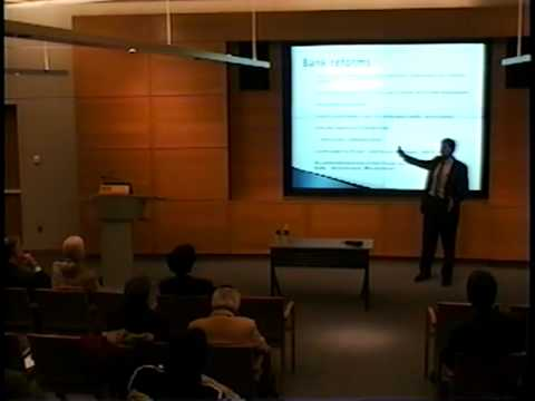 Reforming the Indian Banking System: Why It is Important and What can be Done - Dr Raghuram Rajan