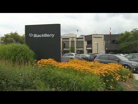 Blackberry annonce qu'il n'est plus en vente - corporate