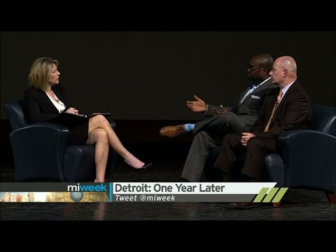 Detroit: One Year After Bankruptcy | MiWeek Full Episode