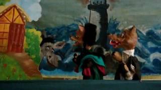 Αλεπού, Λύκος και Γάιδαρος, Trailer