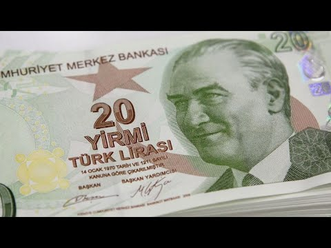 Fitch Worried Over Turkish Central Bank's Independence as Lira Slumps