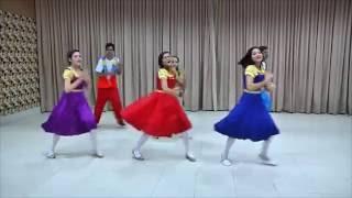 Trenzinho Chic Pom Aline Barros Coreografia.mp3