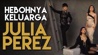 Video Hebohnya Keluarga Julia Perez download MP3, 3GP, MP4, WEBM, AVI, FLV November 2017
