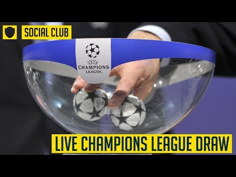 LIVE UEFA CHAMPIONS LEAGUE DRAW | FT REDMEN TV, FULLTIME DEVILS, CFCFANTV & ESTEEMED KOMPANY