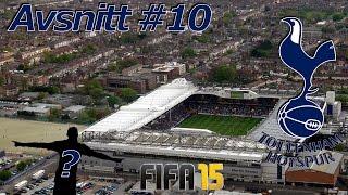FIFA 15: TOTTENHAM KARRIÄRLÄGE #10 - SHOPPAR LOSS!