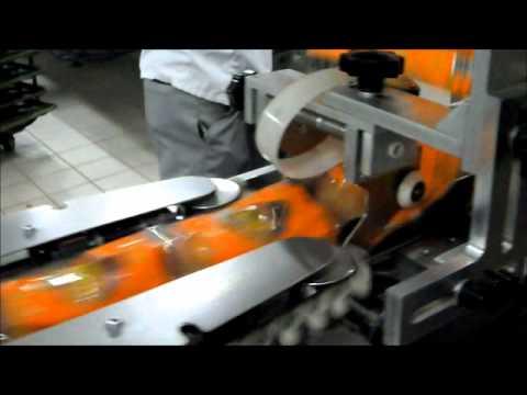 Karataş Makina Roll Ekmek Paketleme Makinası