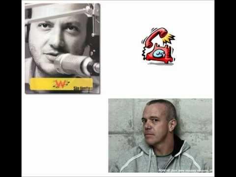 Julio Sanchez De La W Radio Le Pregunta A Popeye Sobre Pinina
