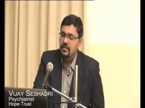 Seminar on: 'Addiction - causes, symptoms & treatment.' By: Dr. Vijay Seshadri