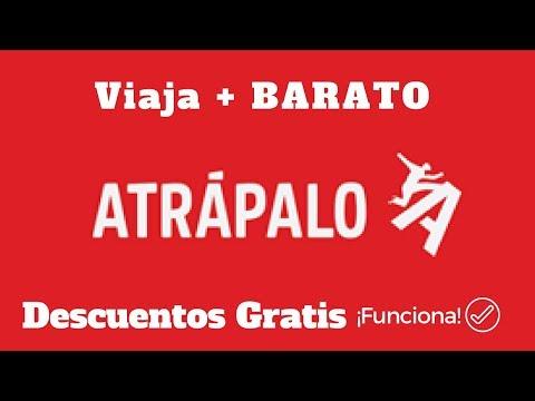 DESCUENTOS gratis para ATRAPALO.COM en Vuelos, Hoteles, Reserva de Entradas... con Vooucher.com ✅