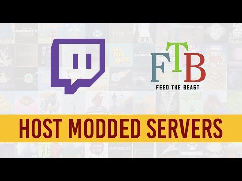 Host ANY Modded FTB Minecraft Server Quickly | 2019 | Simple