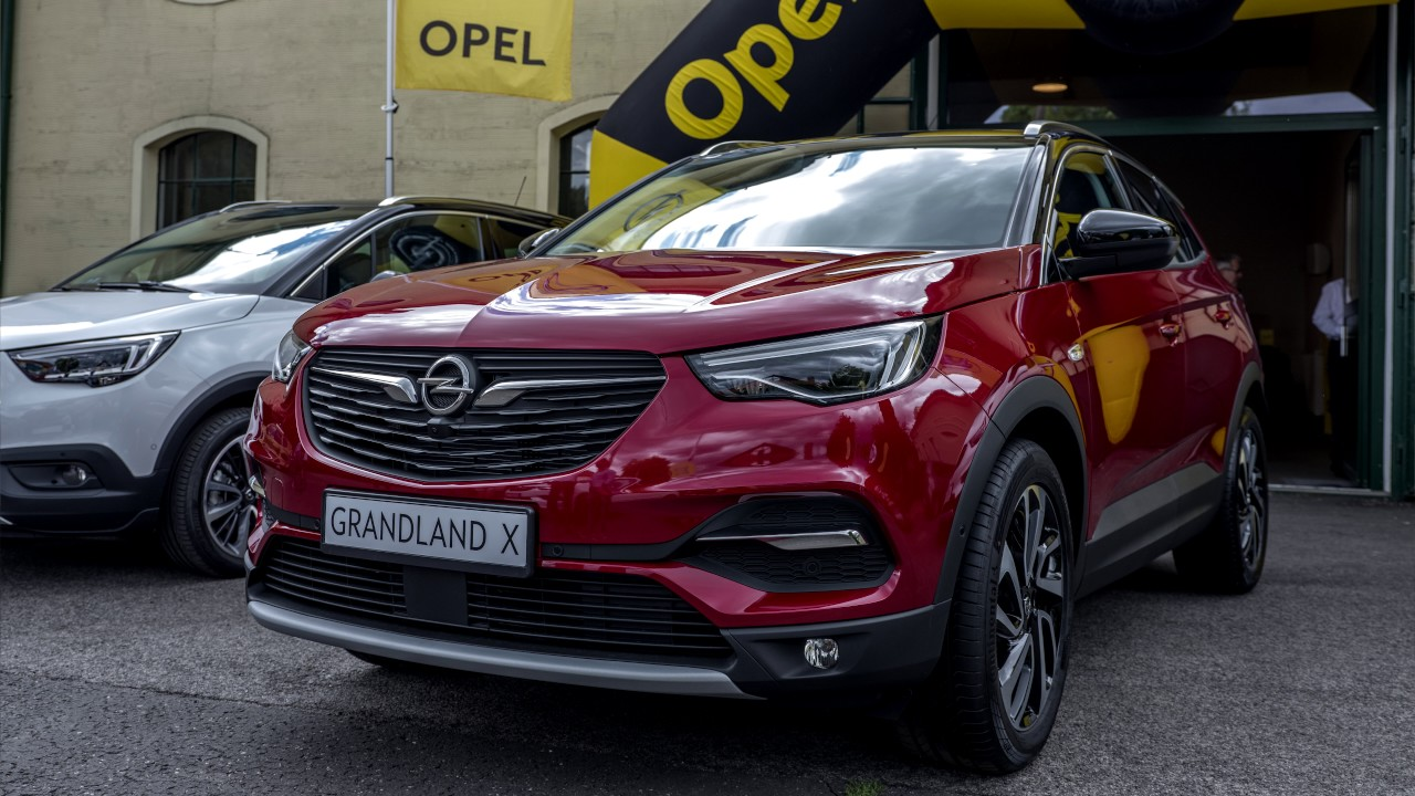 opel grandland x 4k youtube