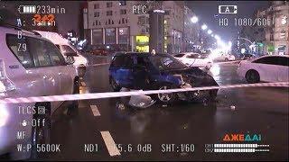 Смертельна ДТП у Києві на Площі Перемоги