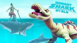 New Special Shark Drago The Pliosaur   Hungry Shark World