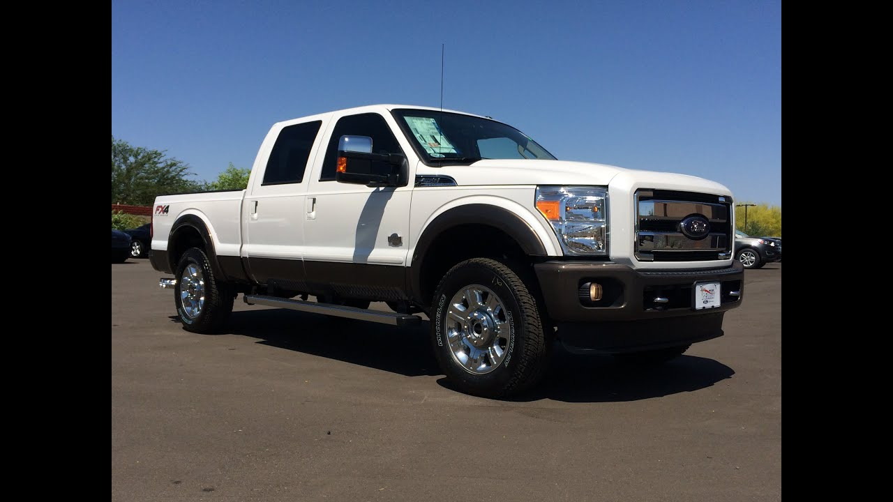 2015 ford f 250 king ranch walkaround youtube. Black Bedroom Furniture Sets. Home Design Ideas