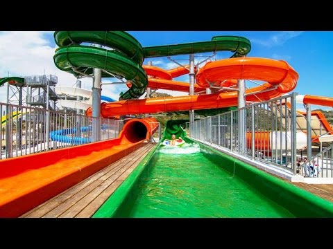 Top10 Hotels with Water Slides or Aqua Park in Rhodes, Greece
