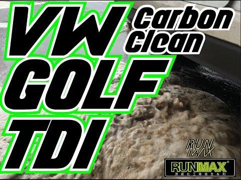 DPF Carbon Clean (feat. VW Golf TDI)- by RUNMAX