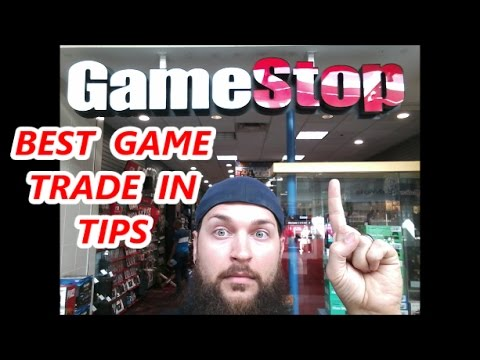 Best Gamestop Trade In Tips Scottsquatch Youtube