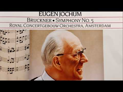 Bruckner - Symphony No.5 (recording of the Century : Eugen J