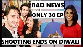 KRPKAB - Shooting Ends on Diwali - Bad News - Kuch Rang Pyar Ke Aise Bhi Season 2