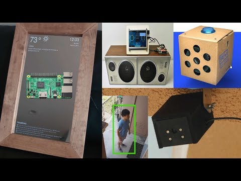 Top 5 Tricked Out Household Raspberry Pi Projects
