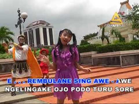 Lagu  Anak anak - Padang Bulan - Novi