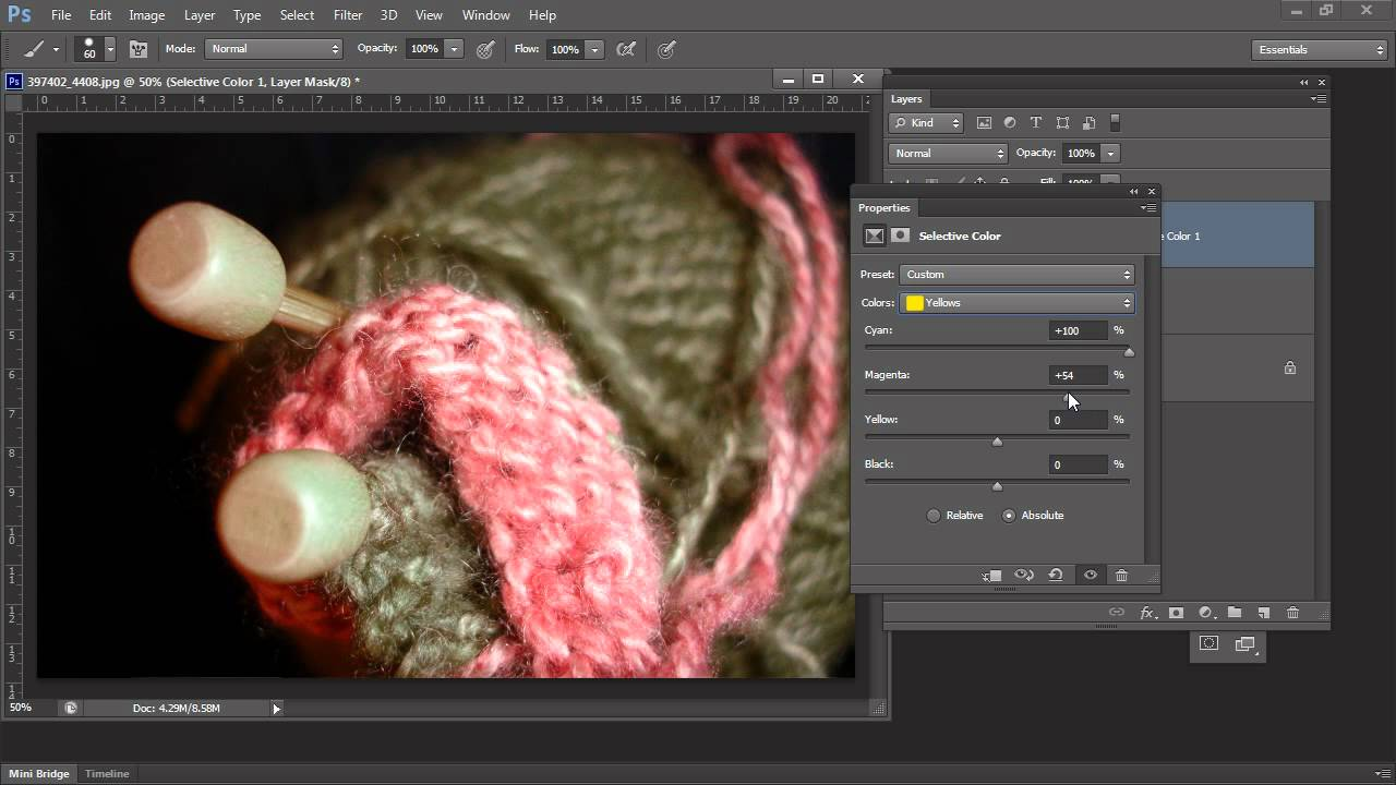 3 Ways to Manipulate Selected Colors in Photoshop