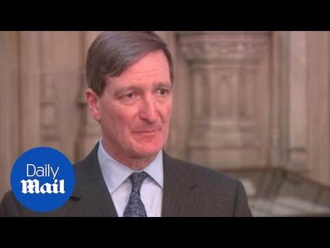 Dominic Grieve says he has 'no desire to go anywhere else'
