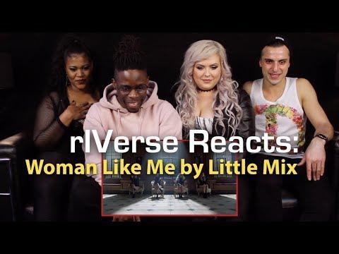 rIVerse Reacts: Woman Like Me by Little Mix ft Nicki Minaj - MV Reaction