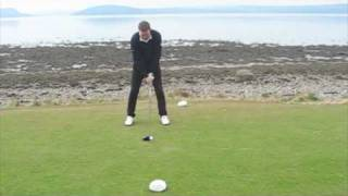 Golf Monthly at Castle Stuart golf links