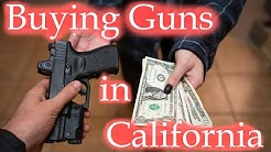 HOW TO BUY A GUN IN CALIFORNIA 2020 EXPLAINED - waiting period, age limit, background checks,