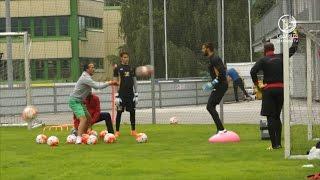 قناة لخويا | تدريبات الفريق في معسكر النمسا 2016  [1]