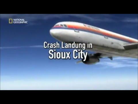 20 - Sekunden vor dem Unglück - Crash-Landung in Sioux City